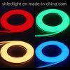 Lumière de bande flexible de DEL Ropelight coloré par IP65 avec du ce RoHS