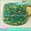 Tejido de poliéster personalizadas bebé pelos pom-pom hilados fantasía (FY-070)