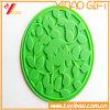 Couvre-tapis de bonne qualité de cuvette de silicones de vaisselle de cuisine