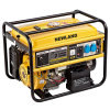 6kw 15HP Portable Gasoline Generator Wheels Opcional