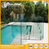 Framelessのプールまたはバルコニーのためのガラス手すりのレールフェンス