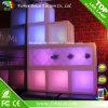 Cubeta de gelo quadrada 400mm do diodo emissor de luz