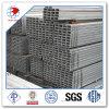 6 tubo cuadrado galvanizado del acero de carbón de la pulgada ASTM A53