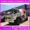 Faible prix 4000litres 4X2 Mélange de ciment véhicule dàd