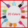 Hangtag String para Clothing, String Tag, Cord, Plastic Seal Tag