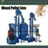 생물 자원 폐기물 숲 낭비 펠릿 기계 목제 펠릿 선