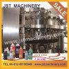 De sprankelende Frisdrank die van de Drank Machine Line/Produciton vult