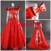 Off-Ombro Vestido de festa/vestido de casamento (L-55)