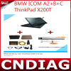 voor BMW Icom A2+B+C Thinkpad X200t met Promotion Price