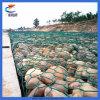Cestos de gabião revestido de PVC/Gabião Wire Mesh