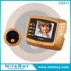 L'oeil de la porte de la caméra numérique / Judas Viewer avec l'Accrochage de la photo et enregistrement vidéo