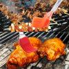 Оптовая торговля силиконового герметика Gril Basting щетки вращающегося пылесборника прибор на кухне барбекю щетки