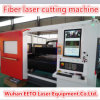 Высокая точность металлические волокна лазерная резка машины при конкурентоспособной цене