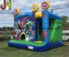 Riesiges aufblasbares springendes Prahler-Schloss mit Plättchen für Verkauf