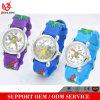 Yxl-353 venden al por mayor el reloj lindo hecho en fábrica de los regalos de los cabritos de la correa del silicón de la historieta 3D