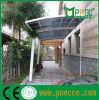 Puerta deslizante de aluminio esmaltada doble de la alta calidad