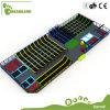 Estructura del Dreamland su propio parque comercial del trampolín basado en su presupuesto