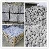 Granit gris, Cubestone Cubic Paving Stone, Split de granit naturel Cube / Pierre de galets