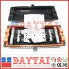 4 tipo horizontal encierro óptico del empalme de fibra (encierro óptico del enchufe de la entrada 4 del empalme de fibra DT-FOSC-H8007)