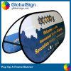 Shanghai Globalsign pop up de vente chaude une trame de bannières