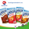 Sacchetto opaco/lucido del carta kraft Del fornitore del sacchetto di imballaggio per alimenti/di rivestimento con il materiale di approvazione dello SGS della FDA allineato stagnola