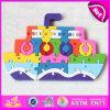 Maduro Inteligência Alfabeto Jigsaw Puzzle Toy para Educação Infantil W14I029