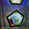 Affichage en aluminium d'affiche de cadre léger annonçant Framens lumineux par trame