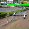 Hidráulico de alimentación del fabricante de acero galvanizado Heavy Duty 5,5m barco remolque (BCT0106)