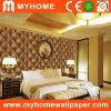 El papel de pared decorativos modernos de materiales de construcción