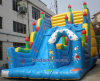 Brend New Inflatable Slide per Commercial Show e fiera commerciale (A662)