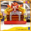 子供(AQ219)のための道化師の膨脹可能な跳躍の警備員