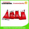 Eco trifft nettes Polyester-Rot Weihnachtsgeschenk-Beutel mit Taste hart