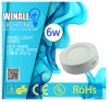 3W/6W/12W/18W/24W LED Surface Panel Wall Ceiling Down Lights Mount Round Lamp