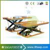 1ton Platform van de Lift van de Schaar van China het Elektrische Statische voor het Opheffen van Goederen met Ce