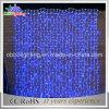 Luz ajustável ao ar livre da cortina do diodo emissor de luz do feriado