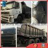 2006 450HP / Châssis en châssis à moteur solide avant déchargement 30 ~ 40ton / 18cbm Volvo Dump Truck