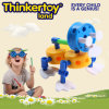Brinquedo modelo animal bonito para brinquedos dos blocos de apartamentos dos miúdos