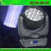 4in1 avec l'éclairage mobile d'effet d'usager d'étape de disco de la tête DMX512 DJ du zoom DEL