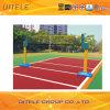 Frame van het Volleyball van het Stuk speelgoed van de Speelplaats van kinderen het Plastic voor School/Pretpark (ifp-017)