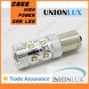 Auto lampe LED haute puissance lampe de feu de brouillard 50W 1156 1157 Super voyant lumineux