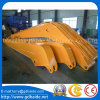 crescimento longo do alcance da máquina escavadora de 18m KOMATSU PC200 com o certificado do ISO do Ce