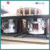 1000kg Induction four de coulée de métal