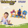 Brinquedos pequenos interessantes do mundo do miúdo educacional plástico de DIY