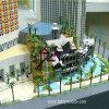 Делать Rockery модельный, архитектурноакустическая масштабная модель здания (BM-0176)