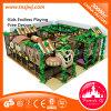 Коммерчески тематический парк джунглей ягнится лабиринт спортивной площадки крытый