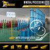 Minería ciclón clasificador de mineral de equipos industriales separador hidrociclón de desagüe