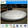 Protezioni di estremità capa ellittiche servite dell'acciaio inossidabile per i serbatoi di acqua