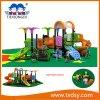 Beifall-Unterhaltungs-Kind-im Freienspielplatz-Plättchen