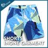 Os Mens de Inone W036 nadam calças curtas dos Shorts ocasionais da placa