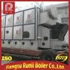 Chaudière à vapeur horizontale de combustion de chambre de basse pression pour l'industrie